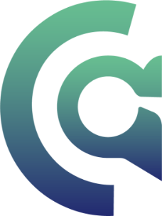 Cantium's logo showing Cantium's C and A letters