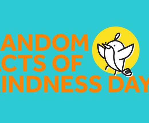 Random Acts Of Kindness Day – 17th February 2019