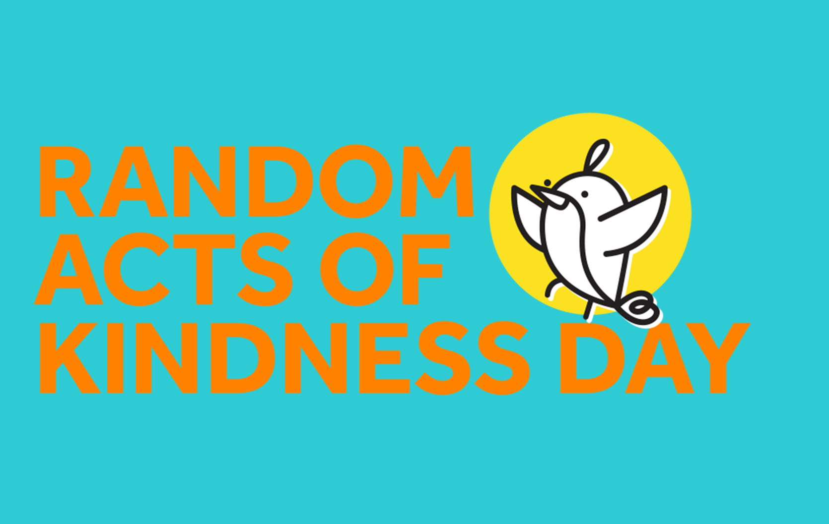 Random Acts Of Kindness Day blog image