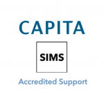 Capita SIMS Accredited Support Logo