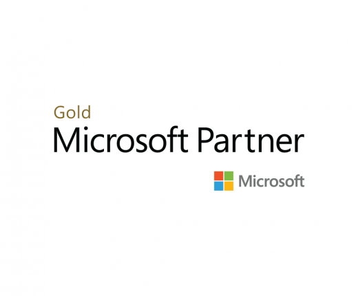 Icon for Microsoft Gold Partner