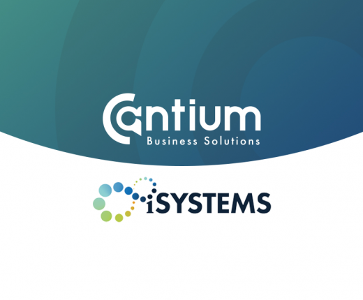 Cantium are delighted to partner with iSYSTEMS