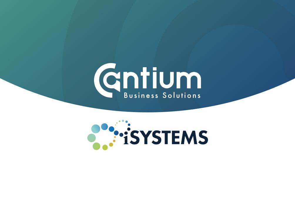 iSYSTEMS and Cantium partnership logo