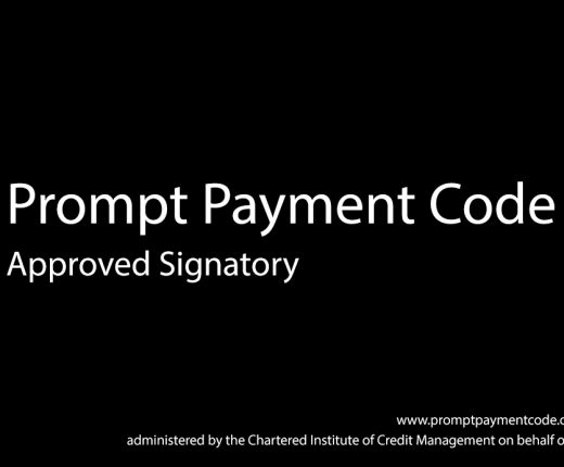 Icon for Cantium Are Accepted as an Approved Signatory for the Prompt Payment Code