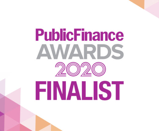 Icon for Cantium Announced as Finalists in the Public Finance Awards 2020