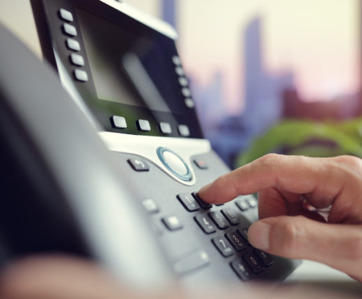 Icon for Cutting Telecommunication Costs and Improving Efficiency with VoIP