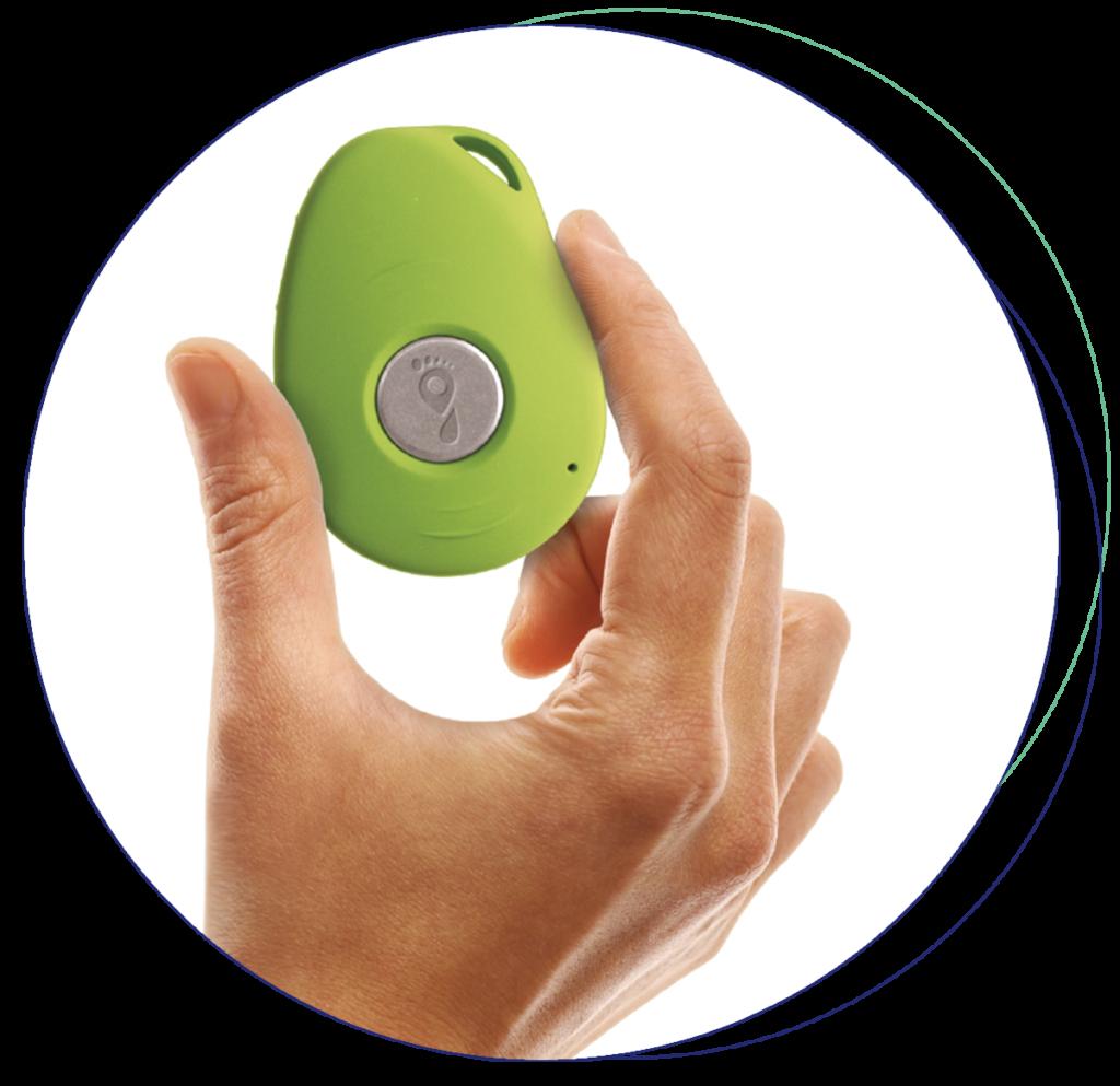 Footprint GPS tracker