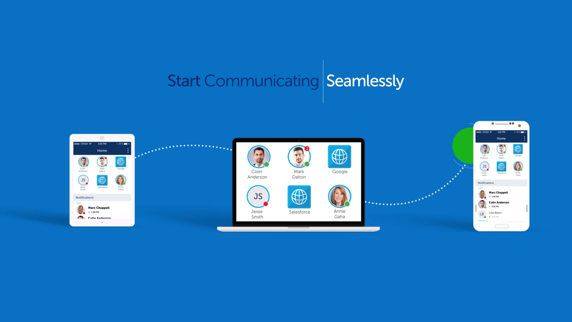 Cantium Voice - smartphone app picture