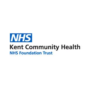 NHS Kent Community Health Logo