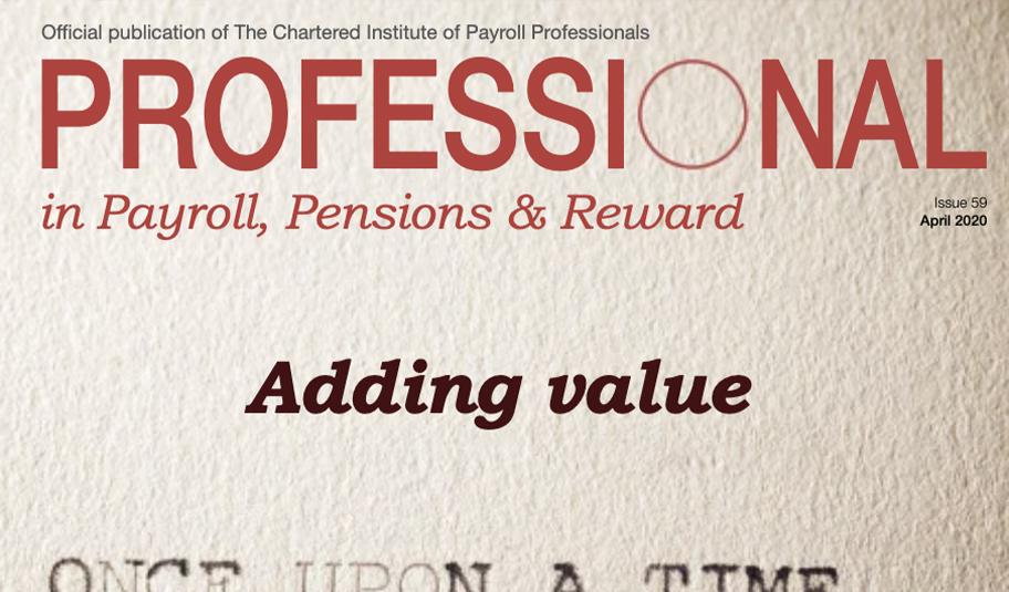 Payroll, Pensions & Reward
