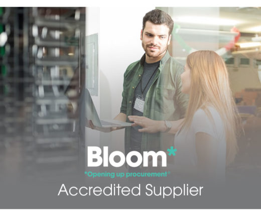Icon for Cantium Gains Bloom Framework Accreditation
