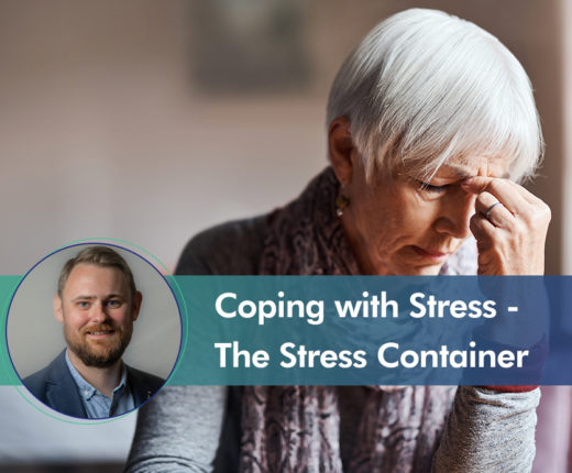 Icon for Coping with Stress – The Stress Container
