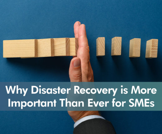 Icon for Why Disaster Recovery is More Important Than Ever for SMEs