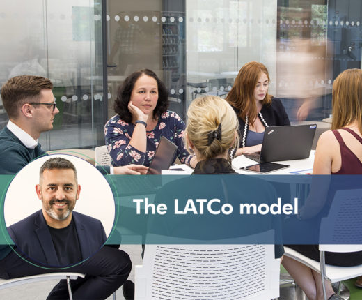 Icon for The LATCo model