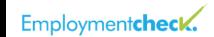 Employmentcheck logo