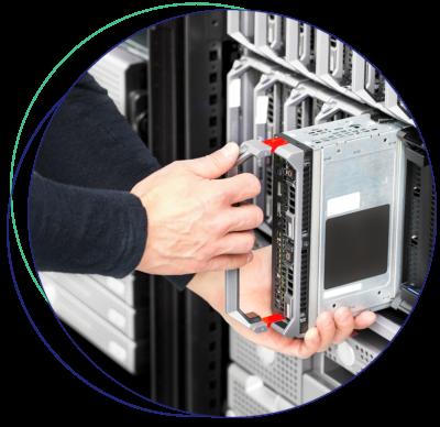 Data Storage & Back up