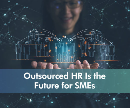 Icon for Outsourced HR Is the Future for SMEs