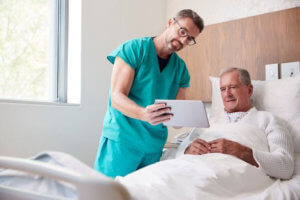 Integrated health and social care