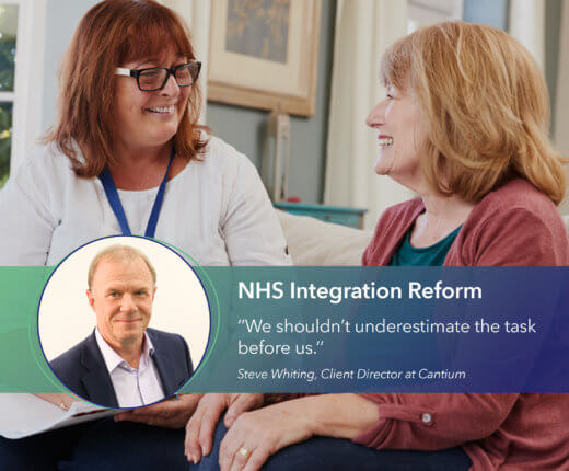 Icon for NHS integration reform: we shouldn't underestimate the task before us