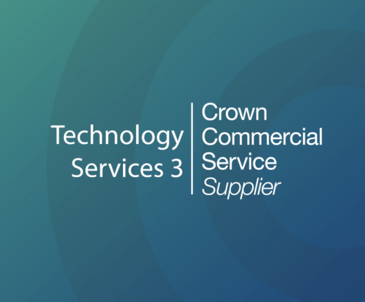 Icon for Cantium Successfully Appointed as Supplier on Technology Services 3 Framework (RM6100)