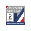 ISO 27001 Certificate